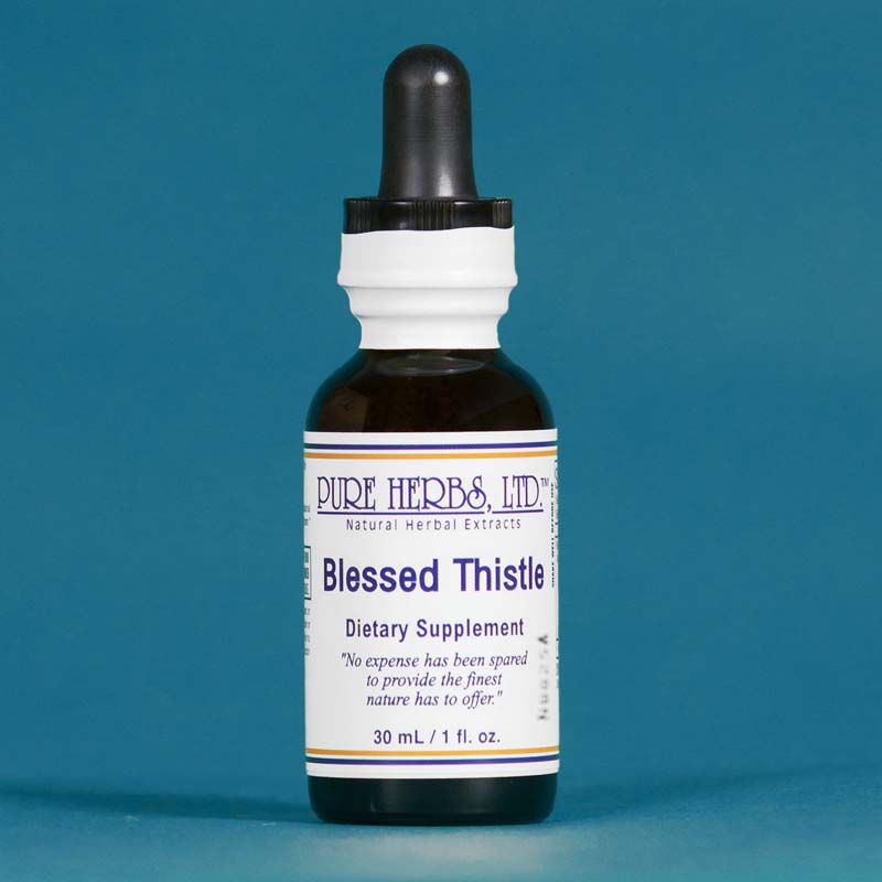 Blessed Thistle - Pure Herbs - 1 oz