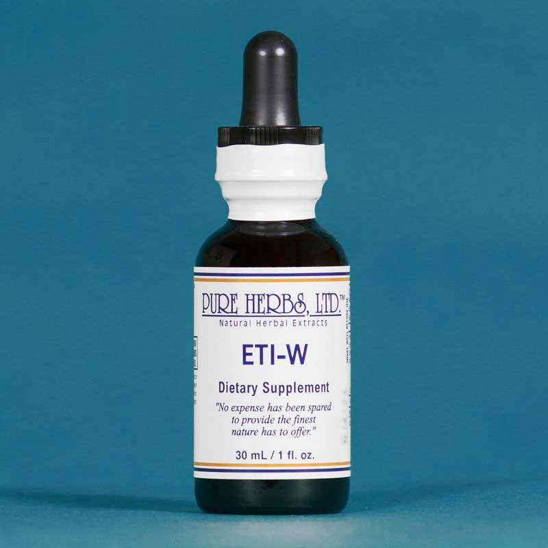 E.T.I.-W - Pure Herbs - 1 oz