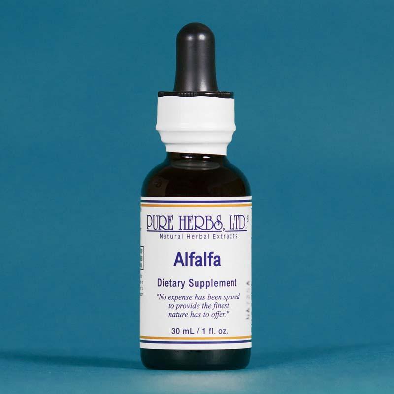 Alfalfa - Pure Herbs - 1 oz