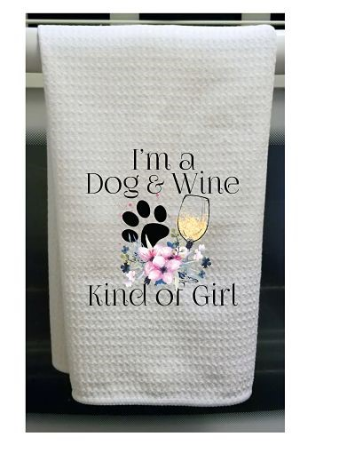 I'm A Dog & Wine Kind Of Person