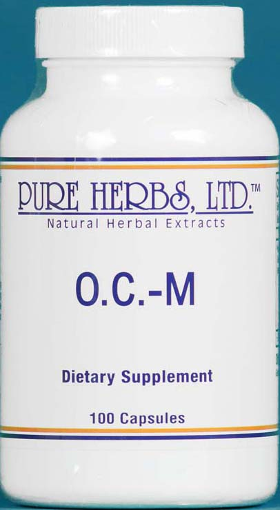 O.C.-M - Pure Herbs