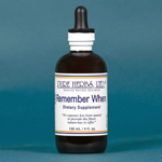 Remember When - Pure Herbs - 4 oz