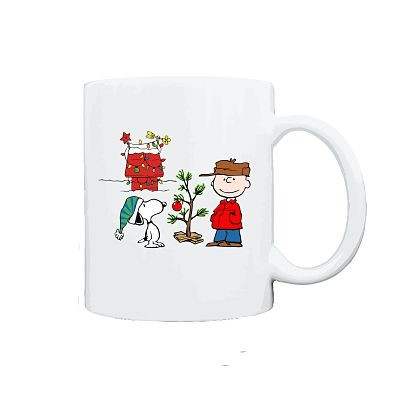 Charlie Brown Christmas Coffee Mug