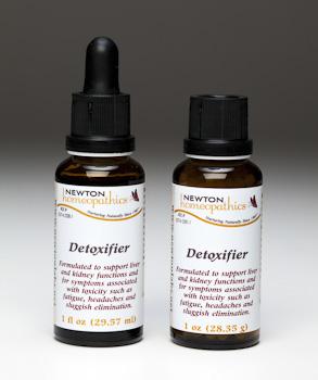Detoxifier - Newton Homeopathic