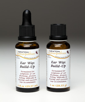 Ear Wax Build-Up - Newton Homeopathic
