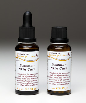 Eczema Skin Care - Newton Homeopathic