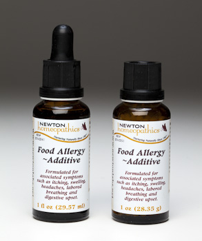 Food Allergy Additives - Newton Homeopathic