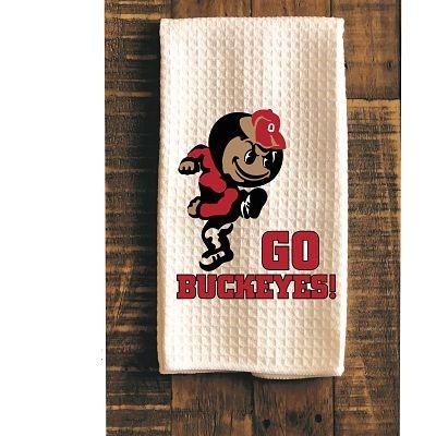 Ohio State Brutus Mascot