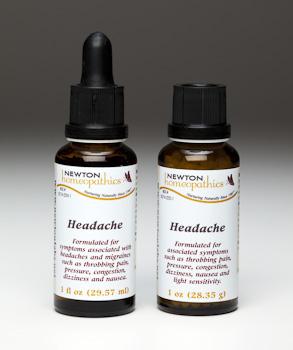 Headache - Newton Homeopathic